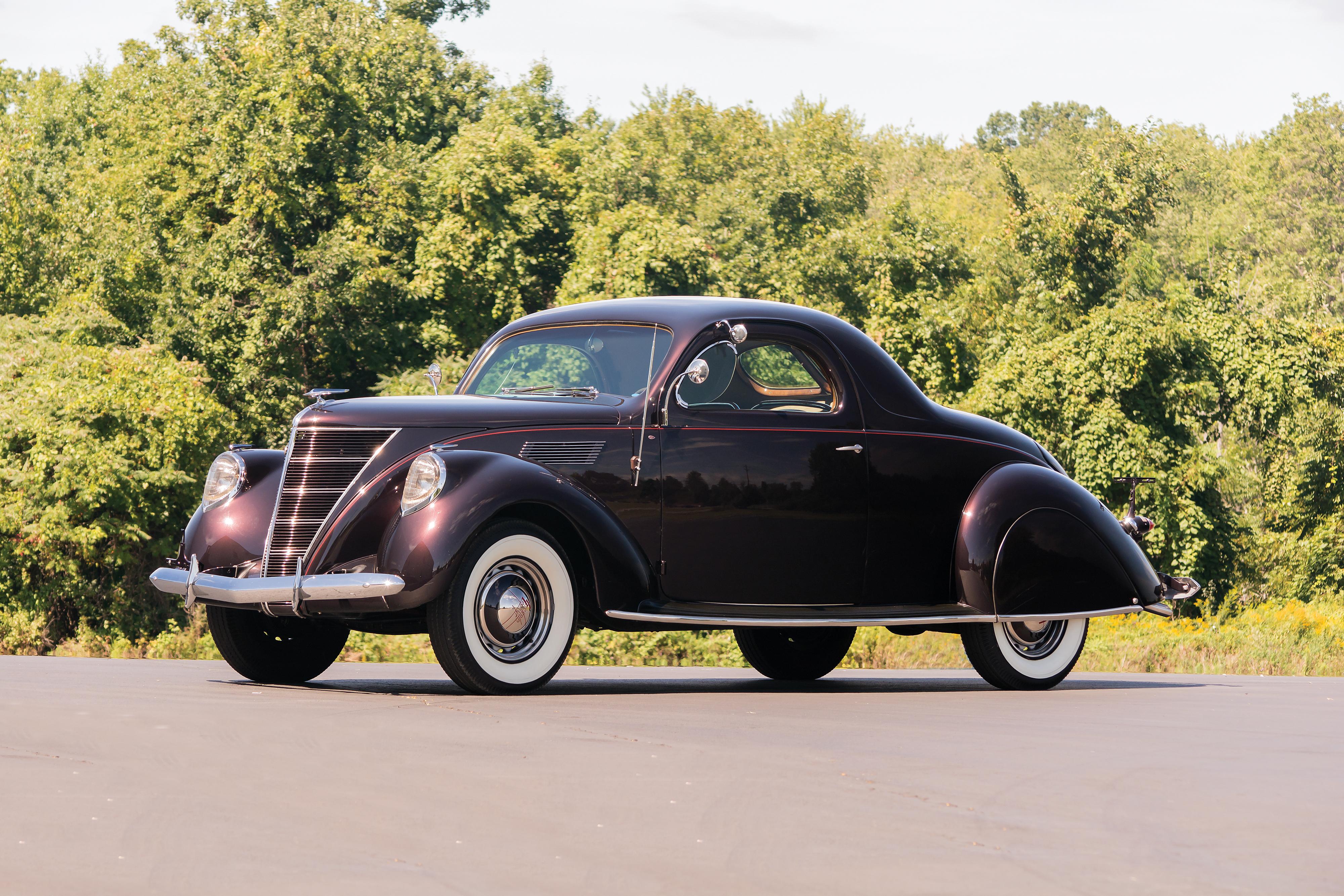 Lincoln Zephyr Coup U00e9 1937-1940