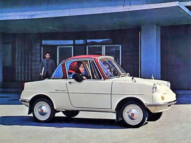 Mazda R360 Coupé 1960-1966