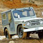 Suzuki Jimny LJ10 1970-1972