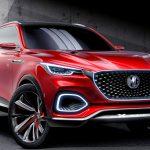 MG X-Motion Concept debuta en Beijing
