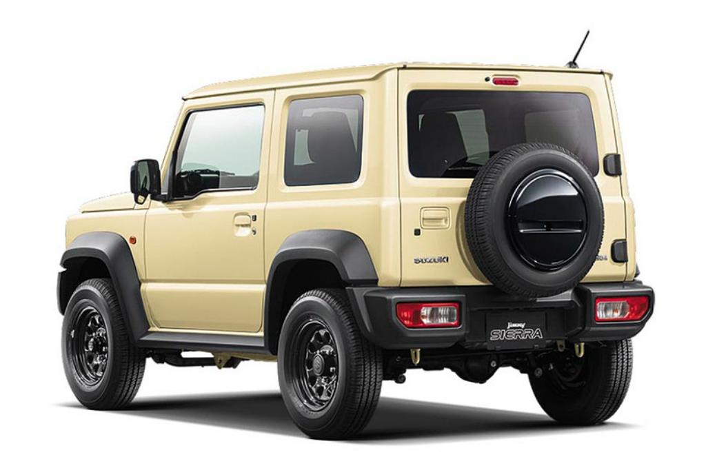 Suzuki Jimny Sierra 2018