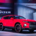 Nuevo Chevrolet Blazer 2019