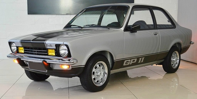 Chevrolet Chevette GPll 1977-1978