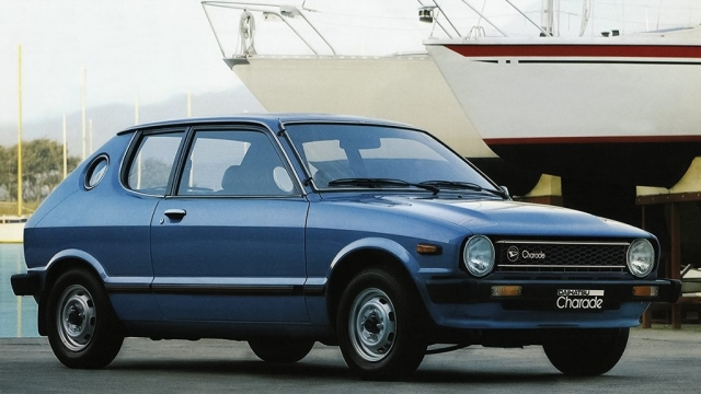 Daihatsu Charade G10 G20 Runabout Serie 1