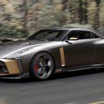 Nissan GT-R50 by Italdesign: Prototipo conmemora, de forma conjunta, los 50 años del modelo y de la tradicional casa italiana