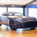 Aston Martin DBS Superleggera 2019: 715 caballos de potencia máxima y un 0 a 100 Km/h de 3,4 segundos