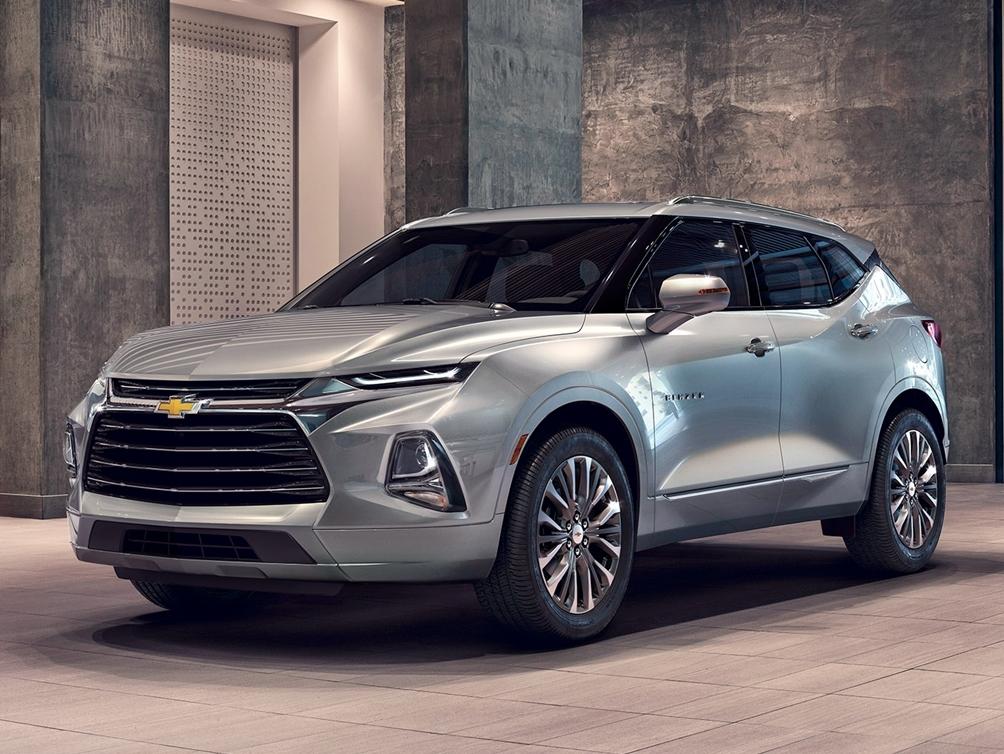 Nuevo Chevrolet Blazer 2019 - VeoAutos.cl