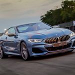 BMW Serie 8 Coupé 2019: Elegancia y deportividad extrema