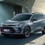 Chevrolet Orlando 2019: Nace la nueva generación y sólo para China