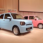 Daihatsu Mira Tocot 2018: Kei Car de diseño retro y full tecnología