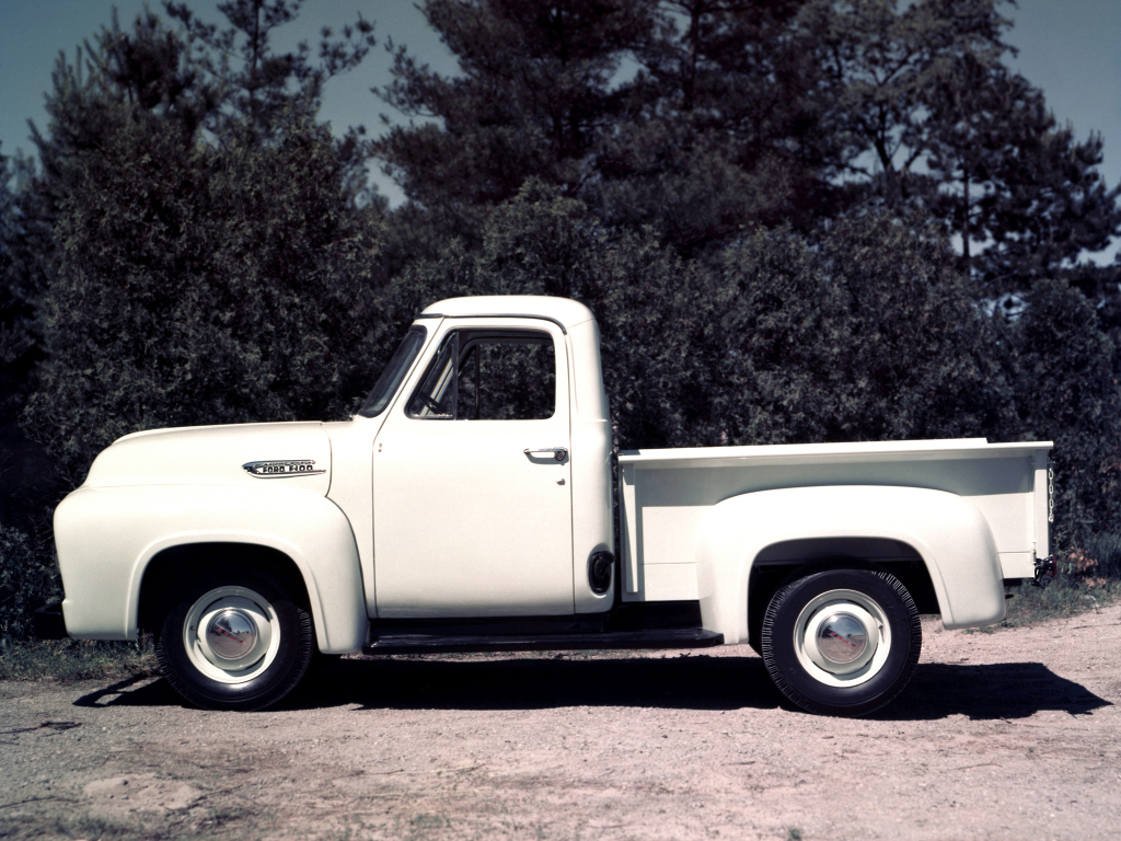 Ford F-100 1953-1956