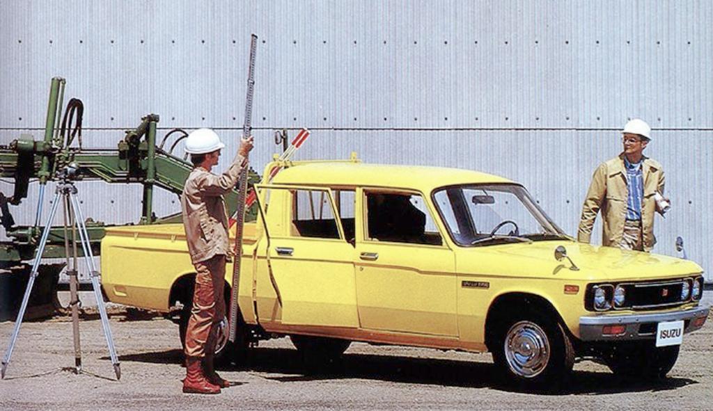 Chevrolet Luv La Primera Generacin 1972 1980 Veoautos