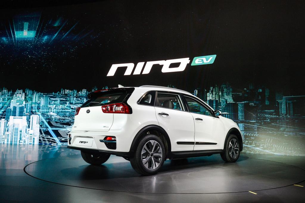 Kia Nero EV 2018
