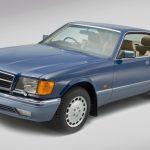 Mercedes-Benz SEC C126 1981-1991