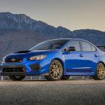 Subaru WRX STI Type RA 2018: 314 caballos de potencia máxima