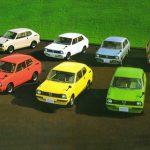 Subaru REX 600 1972-1983: Un pequeño que hizo historia