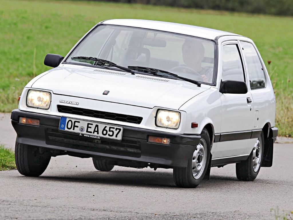 Suzuki Forsa Cultus 1983-1988