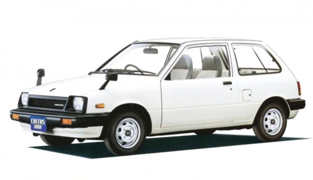 Suzuki Cultus Forsa Van