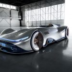 Mercedes-AMG Vision EQ Silver Arrow 2018