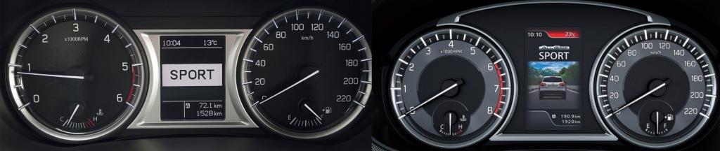 Suzuki Vitara 2018 VS 2019