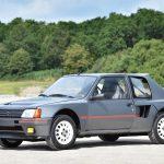 Peugeot 205 T16  Serie 200 1984-1985