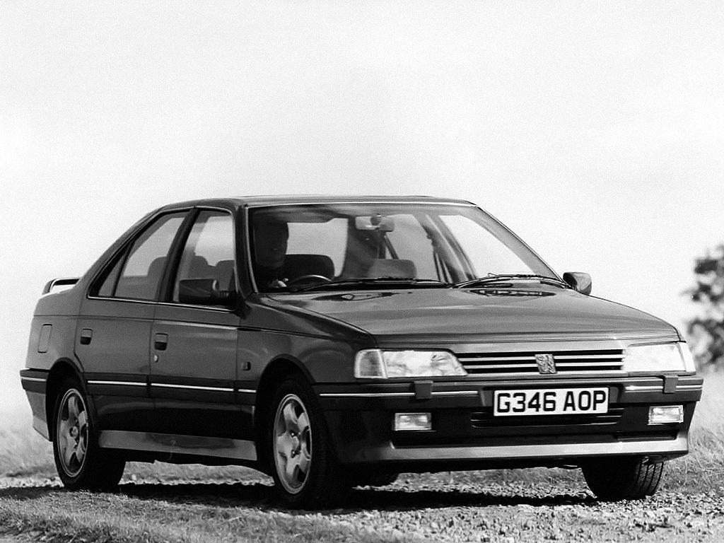 Peugeot 405 Mi16 x 4