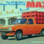 Saehan MAX: La Chevy 500 Coreana y su historia de las 220 unidades que terminaron abandonadas en un puerto griego