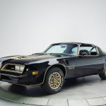 Pontiac Firebird Trans Am W72 Special Edition Black 1978