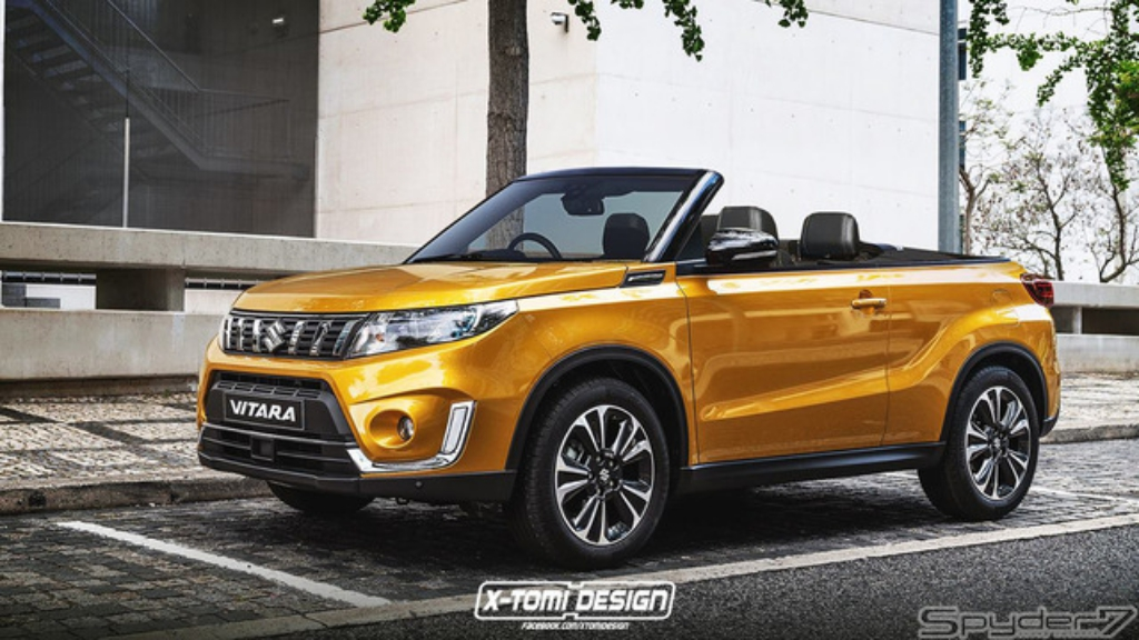 Suzuki Vitara 2019 Estrena Nuevo Motor 1 0l Turbo