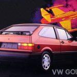 Volkswagen GOL GTS 1987-1990 en Chile