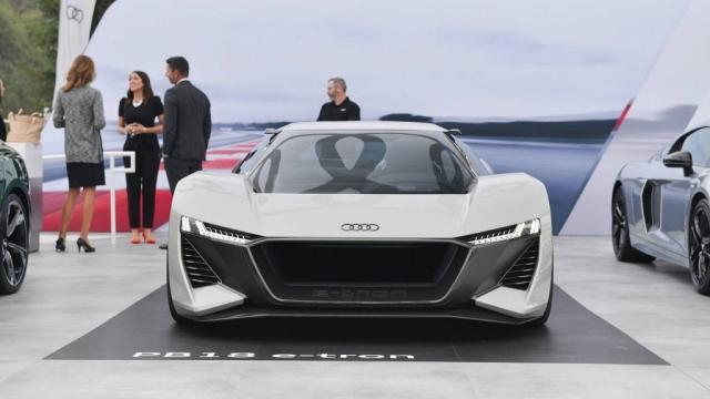 Audi PB 18 e-tron 2018