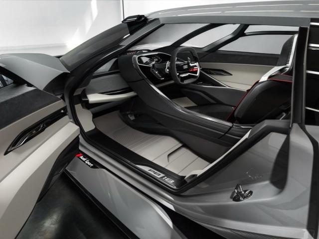 Audi PB 18 e-tron '2018