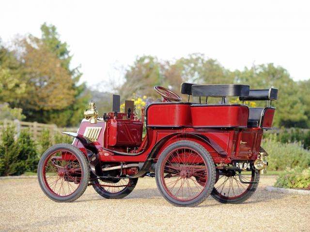 Darracq 6 1/2 HP 1900