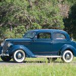 Veoautos con Historia: Ford V8 Sedán Tudor 1936