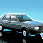 FIAT Regata 1984-1990 en Chile