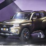Lada 4X4 Vision Concept: ¿El nuevo NIVA?