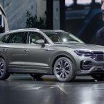 Nuevo Volkswagen Touareg 2019 ingresa a Chile en versiones Turbo Diesel 3.0L Limited y R-Line