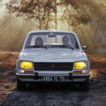 El Peugeot 504 cumple medio siglo de vida