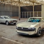 Peugeot e-Legend: Prototipo eléctrico y autónomo que rinde homenaje al 504 Coupé