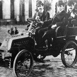 La Historia del primer auto que llegó a Chile: El Darracq de 1901