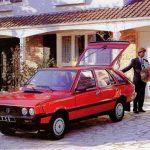 FSO Polonez 1989-1991 en Chile