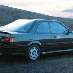 Subaru Leone Coupé Tercera Generación: 1987-1990 en Chile