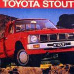 Toyota Stout 3era Generación 1979-1989