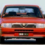 Alfa Romeo 33 de primera generación: 1984-1991 en Chile