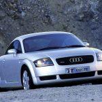 Audi TT de primera generación: Ingresó a Chile el año 2000
