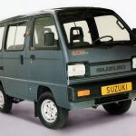 Suzuki Super Carry: 1986-1998 en Chile