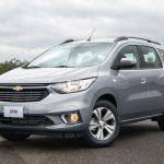 Nueva Chevrolet Spin 2019 arriba a Chile con una mejorada estética