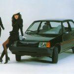 Lada Tavria en Chile: 1.595 unidades vendidas entre los años 1990 y 1991