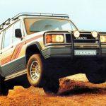 Chevrolet Trooper Primera Generación Serie ll: 1987-1992 en Chile