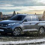 Nueva SsangYong Musso Pickup 2019 arriba a Chile en tres versiones full equipo